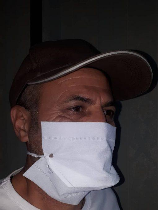 ماسک دو لایه