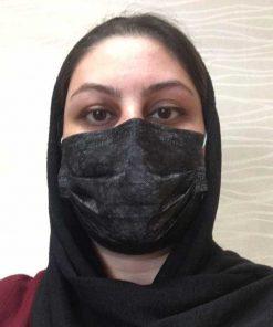 ماسک سه لایه اسپان باند