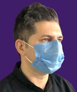 ماسک سه لایه پرستاری