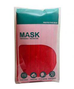 بسته بندی سلفونی ماسک