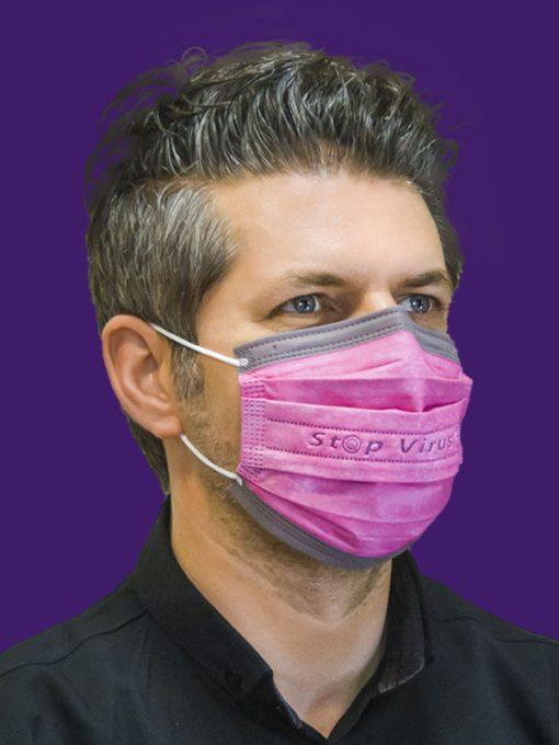ماسک سه بعدی 5 لایه